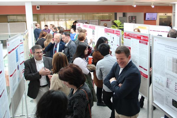 Photo of First Annual IFNH Research Day Features Diverse Initiatives in Health and Nutrition