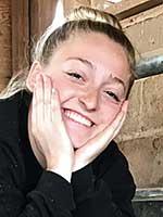 Photo of Kayla Coleman.